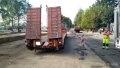 Пенсионерка попала под колёса грузовика в Могилёве