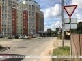 В Могилеве на пересечении улиц Большой Машековской и Кашановской изменен приоритет в проезде транспортных средств