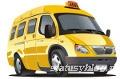 В Могилёве пьяный пассажир повредил капот маршрутки