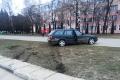 В Могилёве автомобиль «БМВ» сбил пешехода