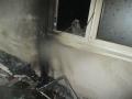 Балкон горел вмогилёвской многоэтажке вминувшие выходные