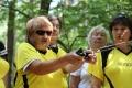 Активные пенсионеры Могилёва вышли на«Тропу здоровья»