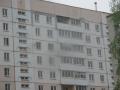 Пожар в квартире могилёвской многоэтажки тушили спасатели