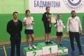 Кубок Белорусской федерации бадминтона выиграл юный Иван Климовцев из Могилёва