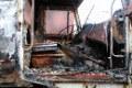 В Могилёве горел грузовой автомобиль – хозяин машины сам потушил пожар