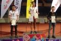 Россыпь медалей привезли могилёвские спортсмены ссоревнований поакватлону