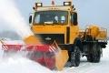 В Могилёве работают 15 единиц снегоуборочной техники