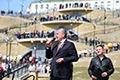 Торжественный запуск фонтанов и праздничный концерт в парке Подниколье