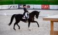 Могилевская всадница завоевала «бронзу» наэтапе Кубка мира имеждународных соревнованиях повыездке