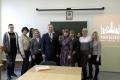 Администрация СЭЗ «Могилёв» встретилась со студентами БИПа