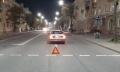 Иномарка сбила пешехода вМогилёве