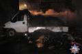 На улице Космонавтов горел грузовой автомобиль «Фиат Дукато»