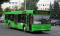 Схемы изменённых маршрутов общественного транспорта вМогилёве