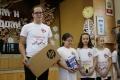 «Волонтёры Могилёвской гимназии-колледжа искусств собрали более 2000 рублей наосуществление мечты ребёнка