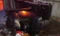 Мусорный контейнер горел вМогилёве