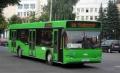 Перевозки пассажиров в регулярном городском сообщении по маршруту № 50 организованы в Могилеве с 1 ноября