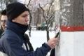 Молодёжь очистила центр Могилёва отнесанкционированных объявлений