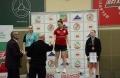 Могилевская спортсменка завоевала серебряную медаль напервенстве Беларуси понастольному теннису