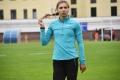 Могилевская спринтерша завевала серебряную медаль намеждународном турнире полегкой атлетике