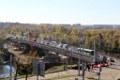 В Могилёве скорректировали время закрытия Пушкинского моста