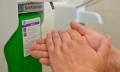 Антисептики для обработки рук появились навсех железнодорожных вокзалах Могилевщины