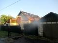 Два пожара произошли утром в Могилёве