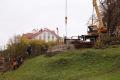 Возобновить транспортное движение попутепроводу наПервомайской вМогилёве планируют к7ноября