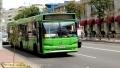 В маршруты общественного транспорта в Могилёве внесены изменения на время ремонта моста на улице Первомайской